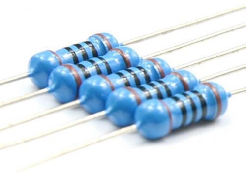 Giá trị điện trở theo mã đánh dấu IEC 60062.