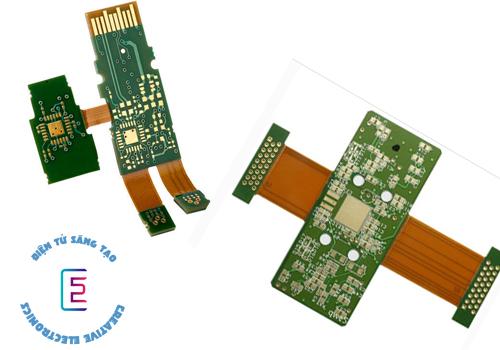 Mạch PCB dẻo - cứng
